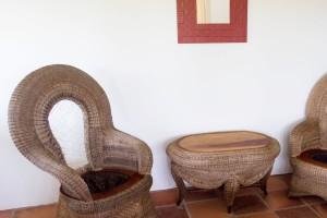 Hotel Horizontes Room Seats