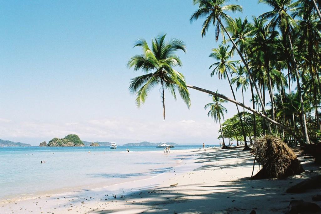 Beach of Montezuma - Tortuga Island Tour