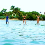 Stand-Up-Paddle-Boarding Montezuma