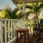 Hotel Horizontes de Montezuma private balcony