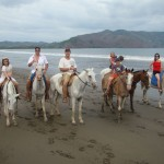 horsebackriding Montezuma