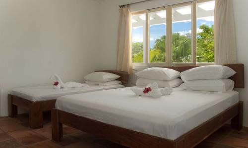 Hotel Horizontes de Montezuma Triple Suite